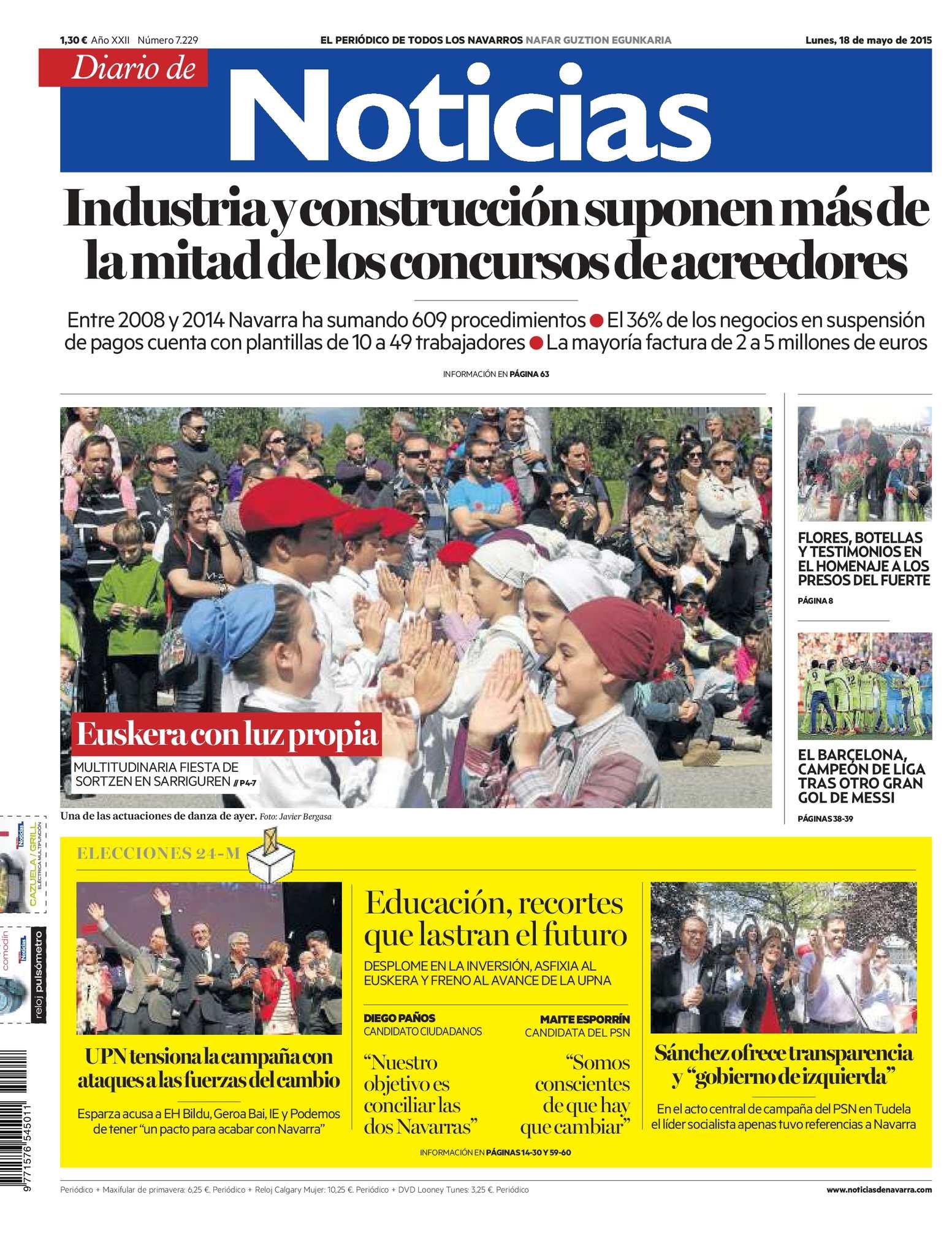 Calaméo - Diario de Noticias 20150518