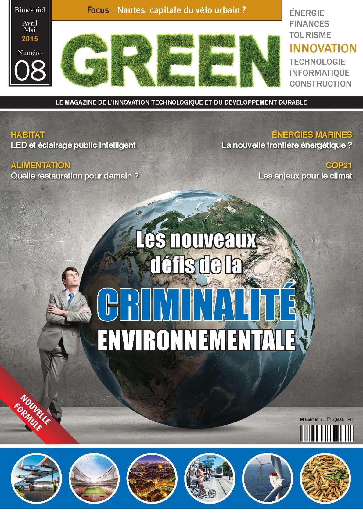 Green Innovation #08