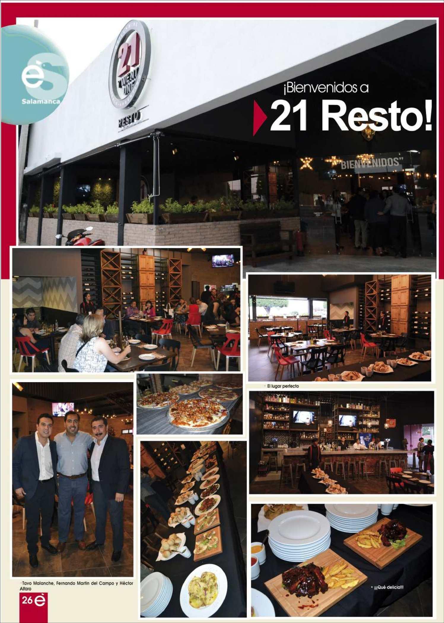 Lite Metropolitan Irapuato Y Salamanca 525 Calameo Downloader # Muebles Suarez Belmonte De Miranda