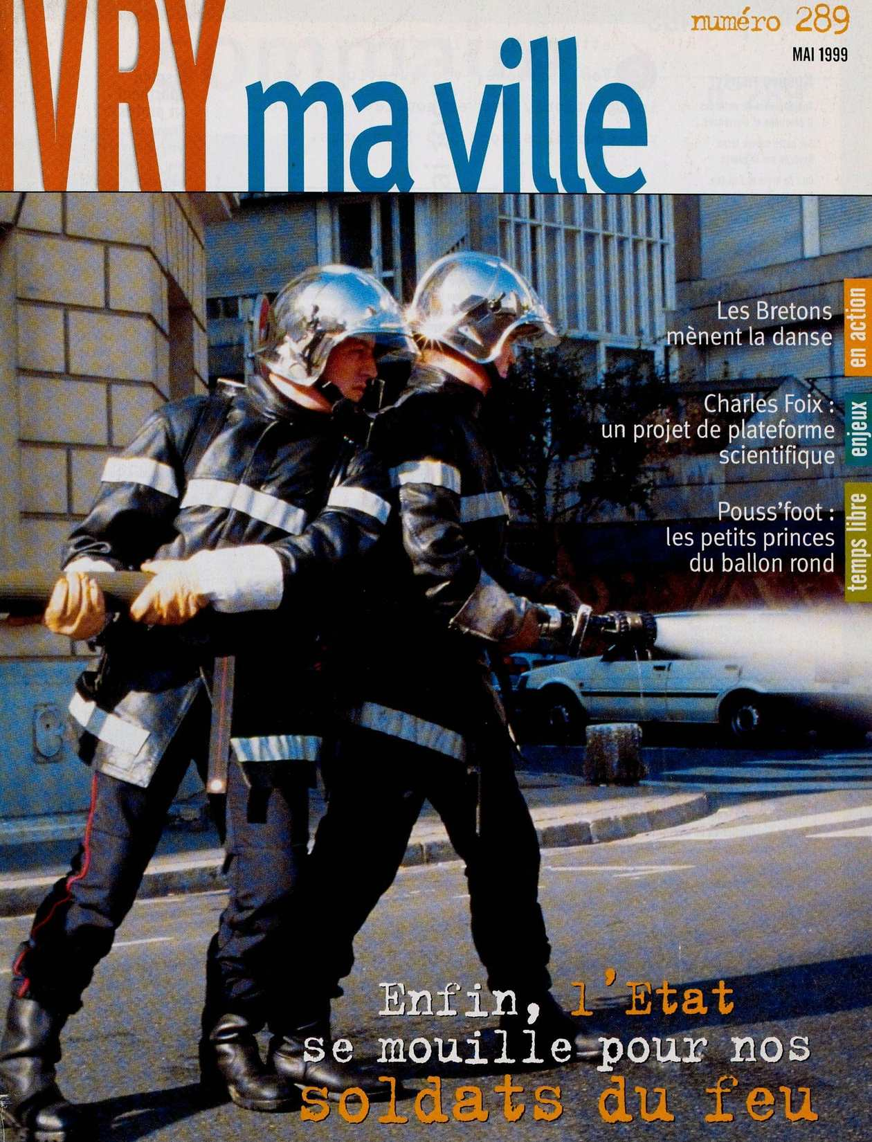 Calaméo Ivry ma ville n°289 mai 1999