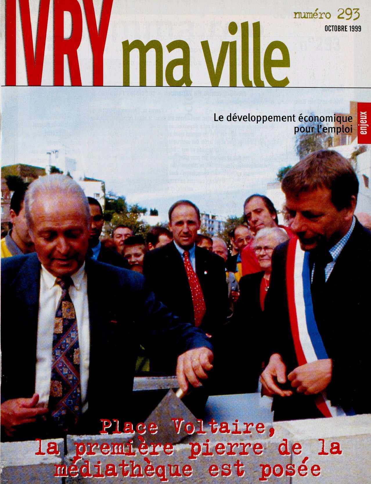 Calaméo Ivry ma ville n°293 octobre 1999