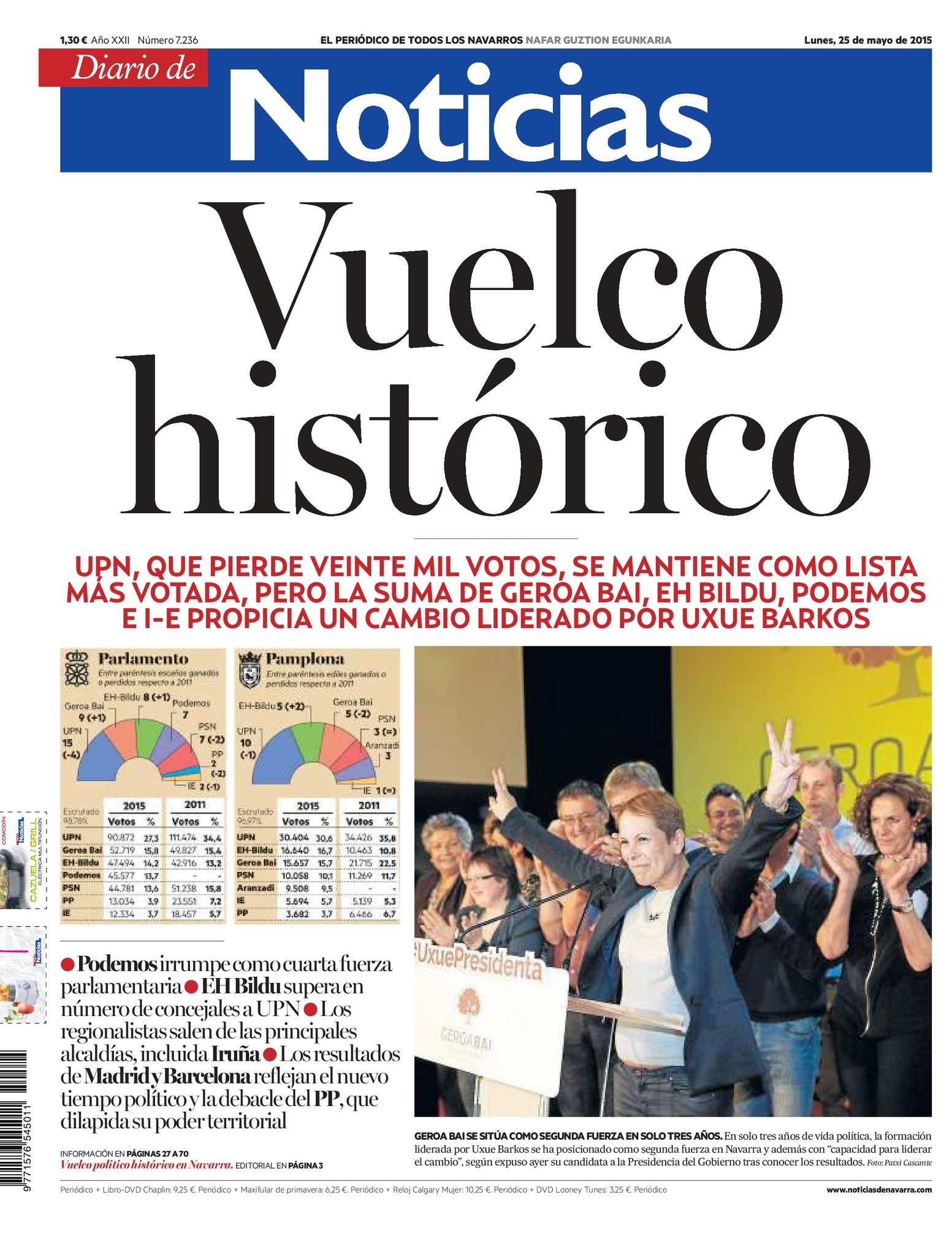 Calaméo - Diario de Noticias 20150525