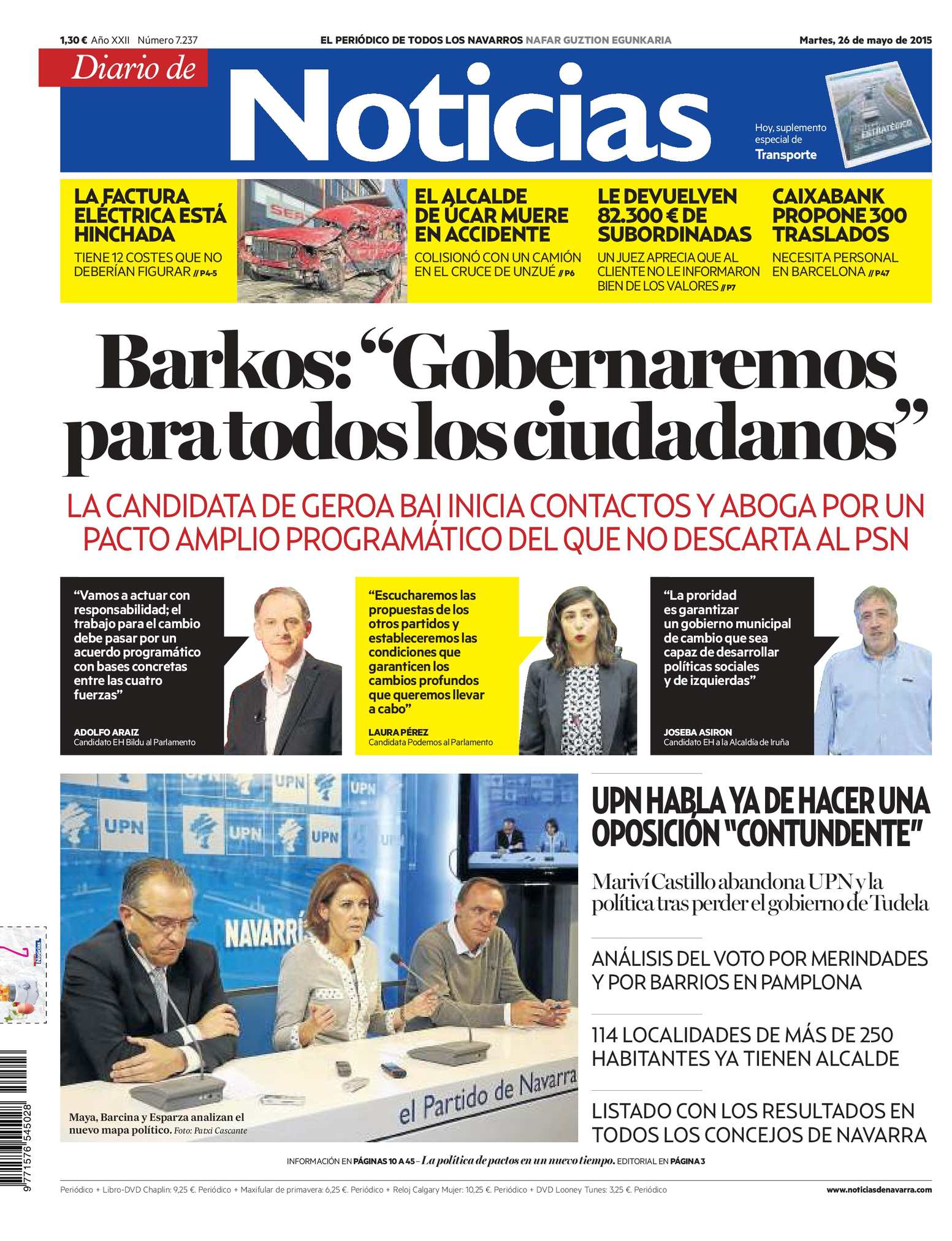 Calaméo - Diario de Noticias 20150526