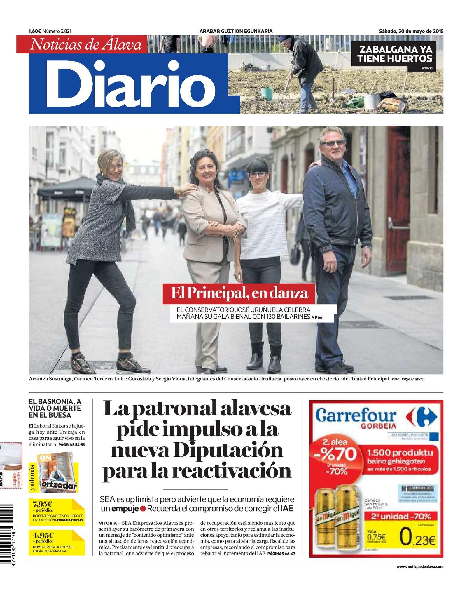 Calaméo - Diario de Noticias de Álava 20150530