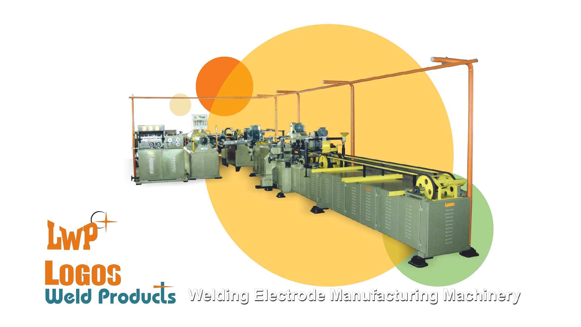 Calamo Welding Electrode Plant Diagram