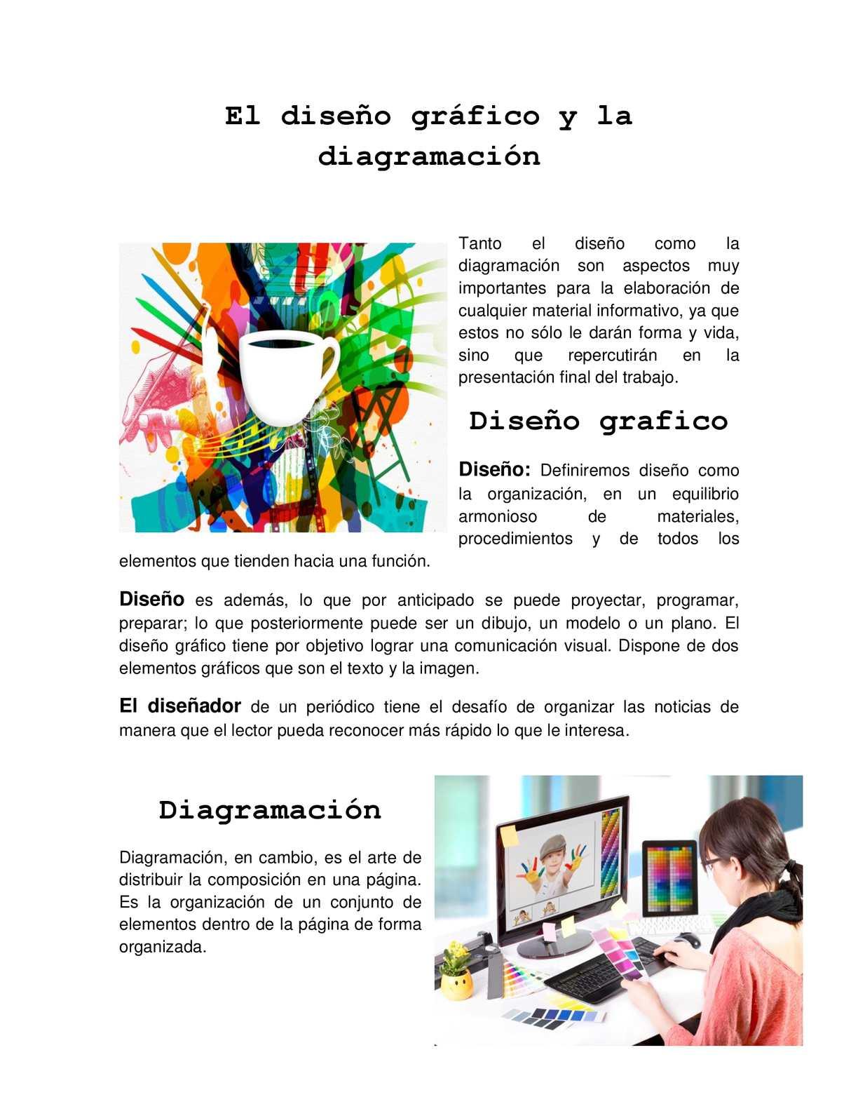 Formas De Composicion Diseo Grafico. Atraccin De Los Ejes De Los ...