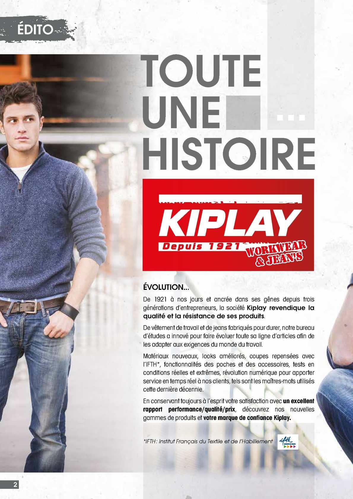 Catalogue Kiplay 2015