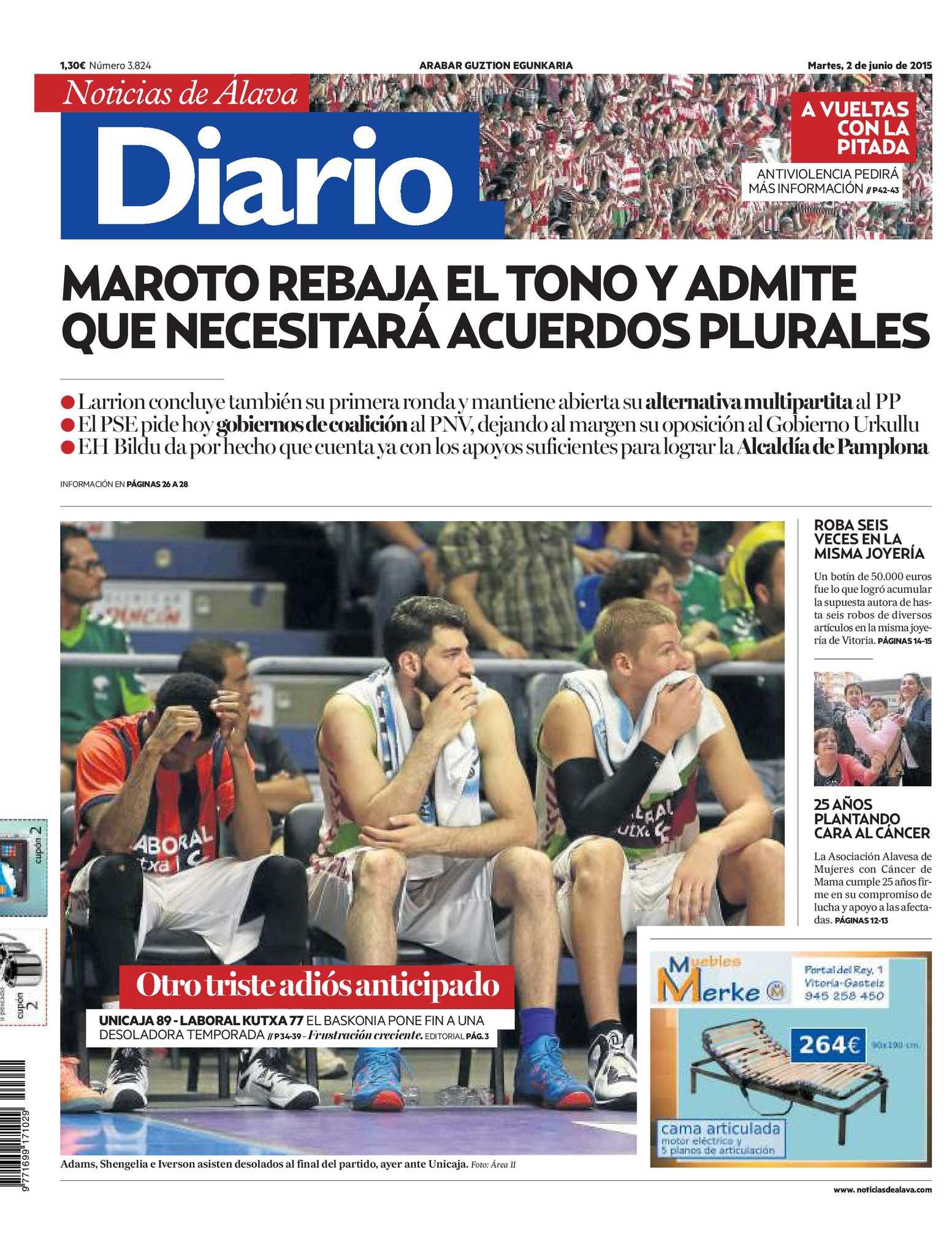 Calaméo - Diario de Noticias de Álava 20150602