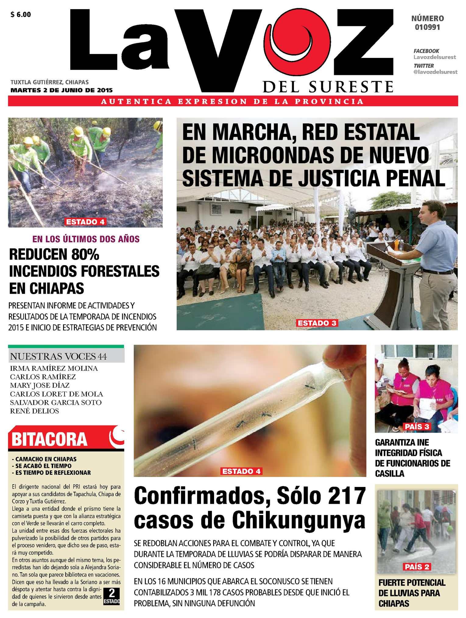 Calaméo - Diario La Voz del Sureste