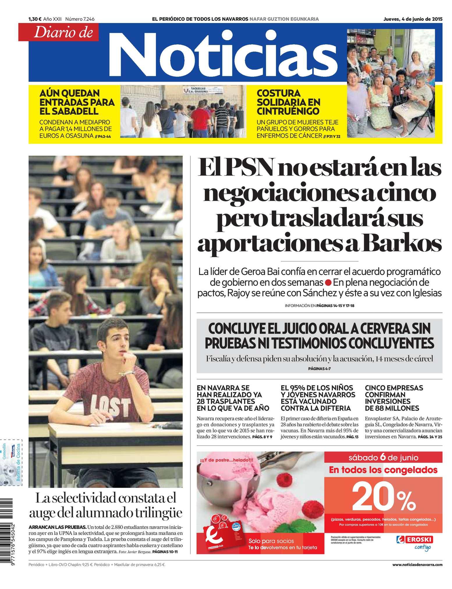 Calaméo - Diario de Noticias 20150604