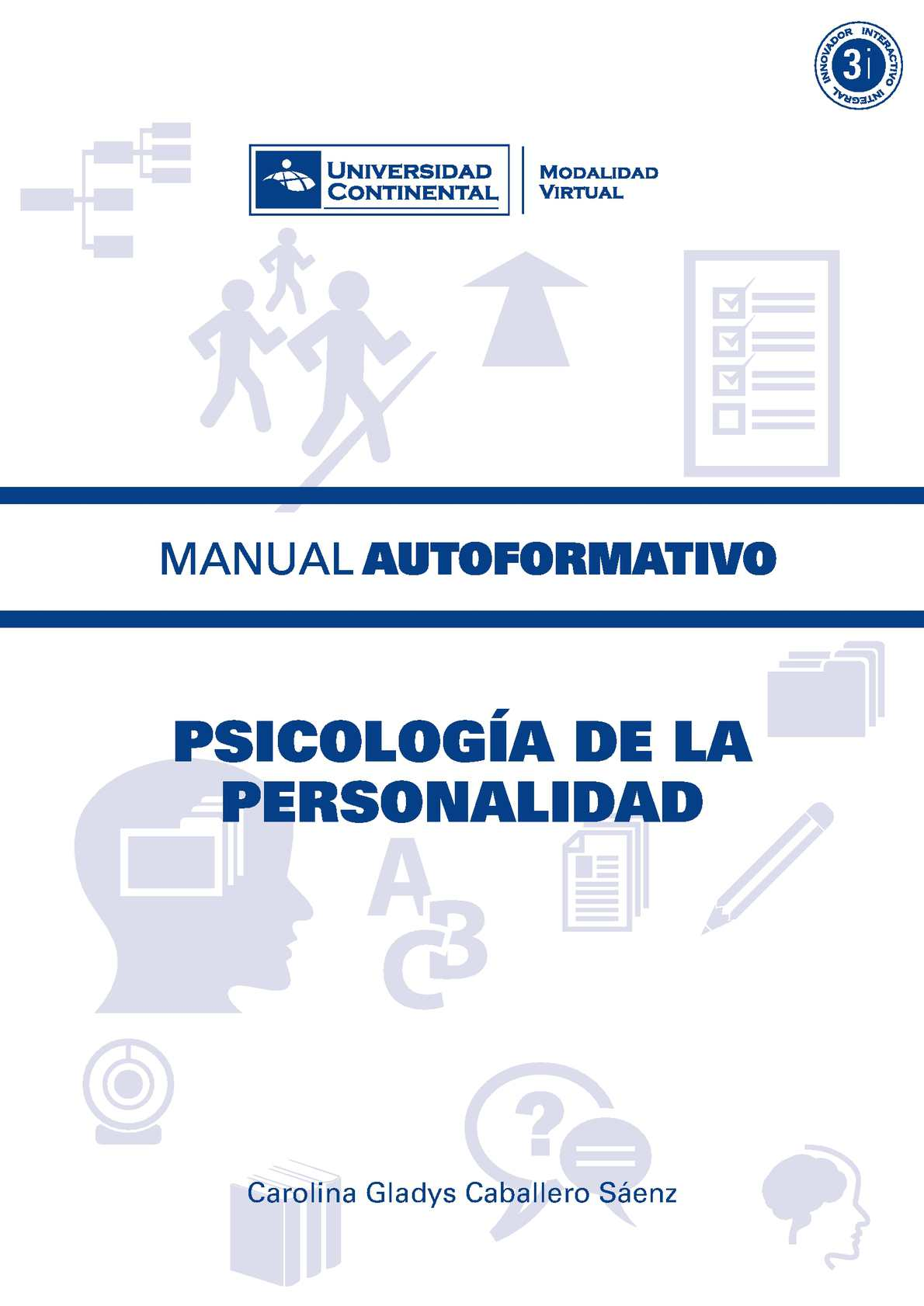 Calaméo - A0387 MA Psicologia De La Personalidad ED1 V1 2014