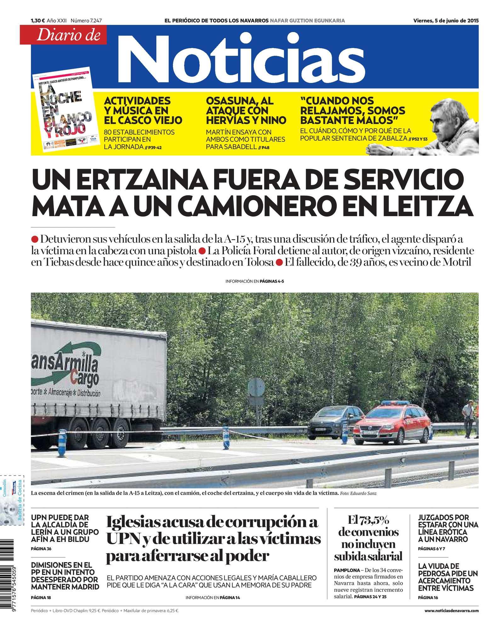 Calaméo - Diario de Noticias 20150605