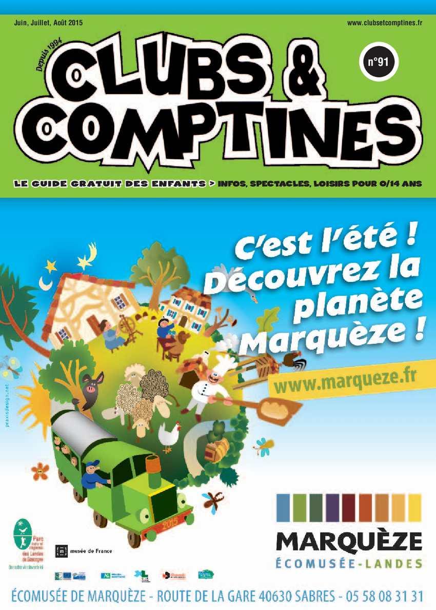 81fb7ac1acc2 Calaméo - CLUBS  COMPTINES N°91