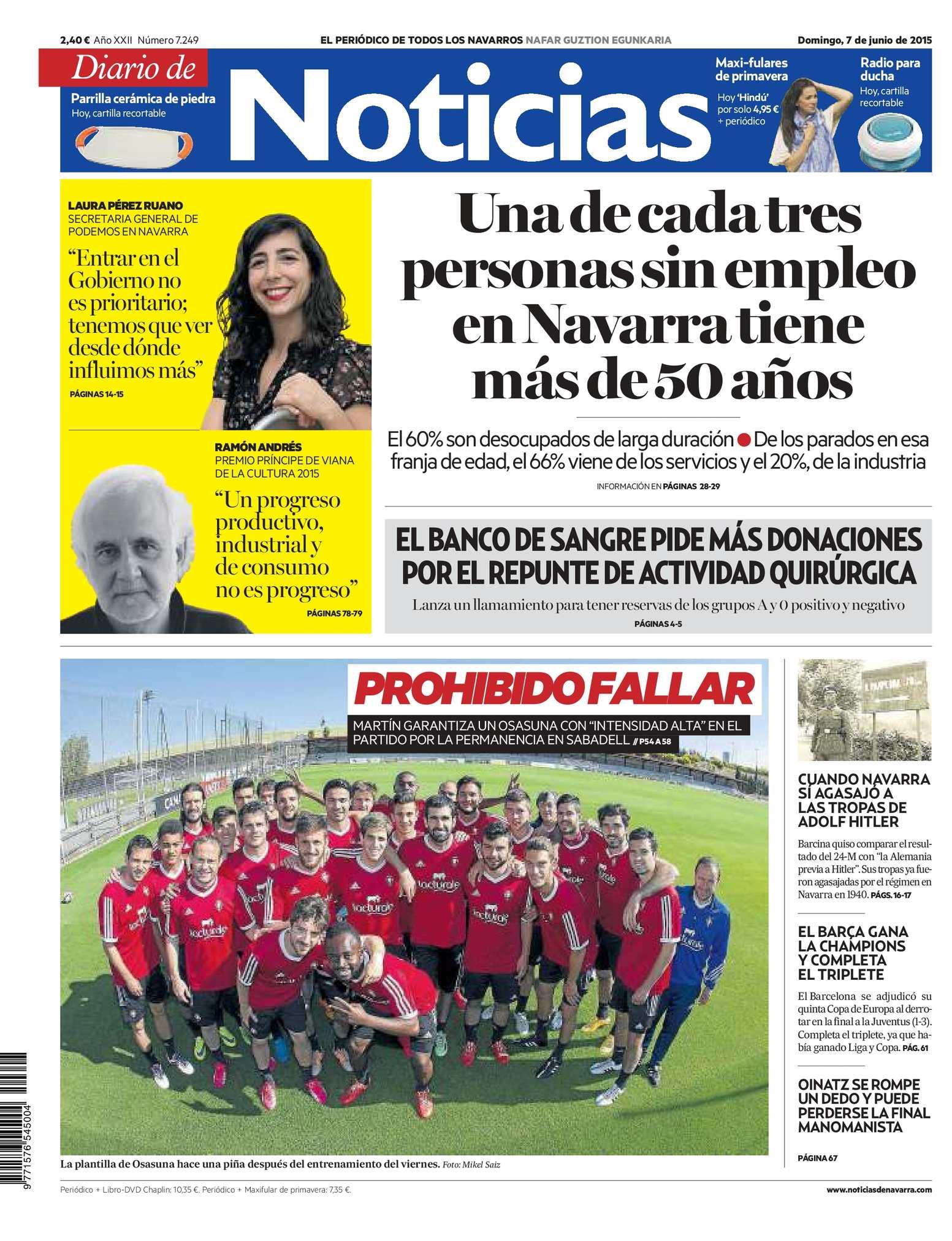 Calaméo - Diario de Noticias 20150607