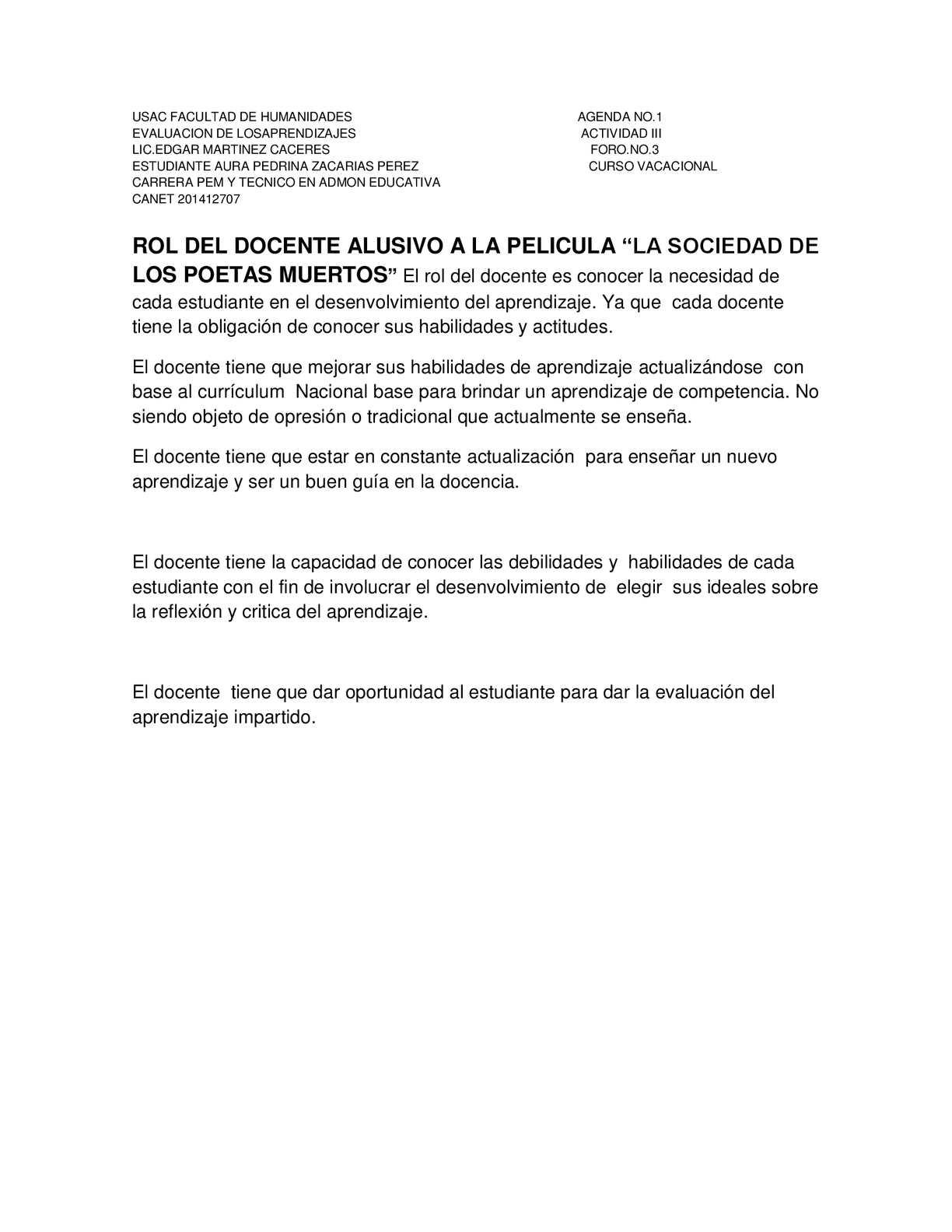 Calaméo - Agenda No 1 Actividad Iii Foroii Curso Vacacional