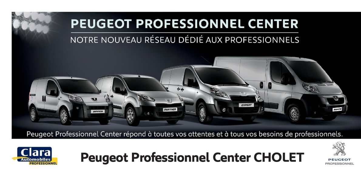 calam o invitation 4 jours peugeot pro cholet. Black Bedroom Furniture Sets. Home Design Ideas
