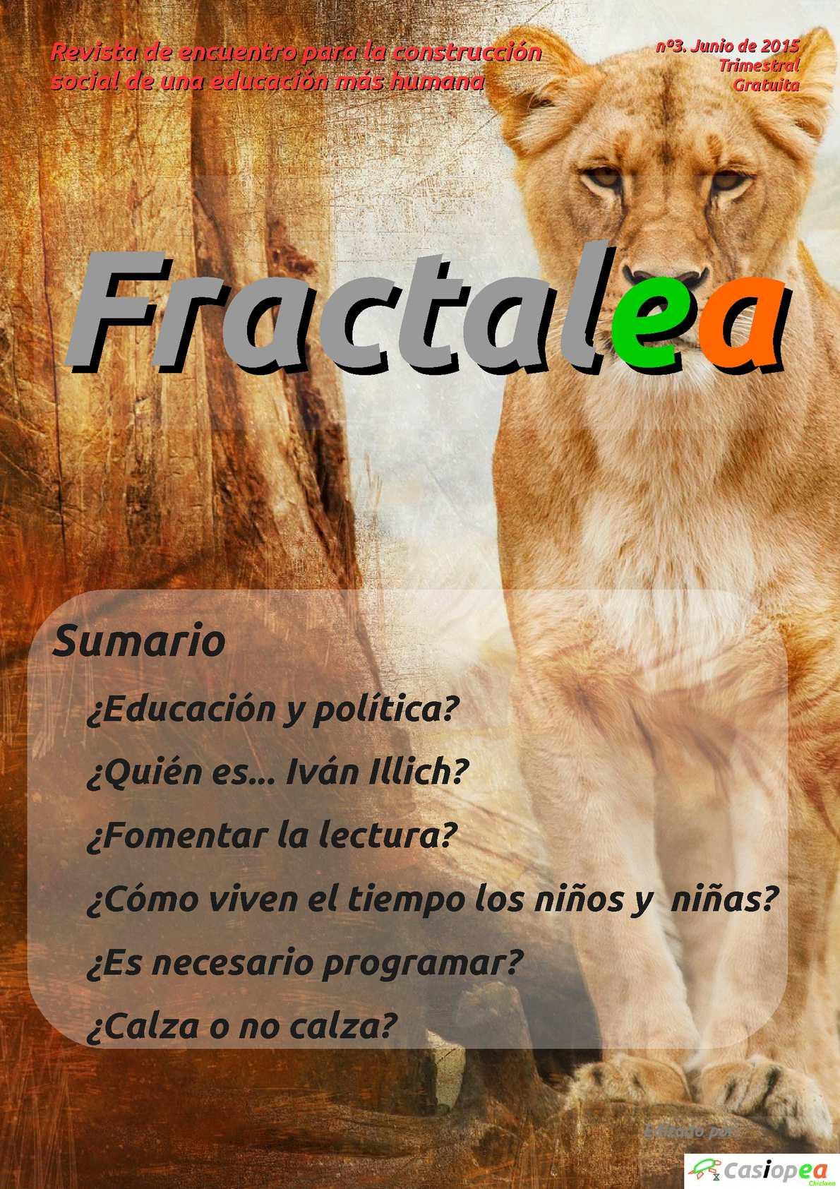 Fractalea Nº3