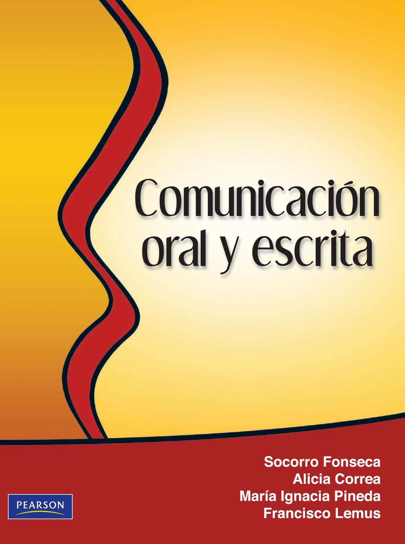calamo comunicacin oral escrita fonseca 2011