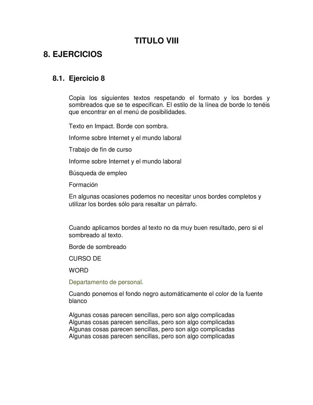 formato de informe en word - Vatoz.atozdevelopment.co