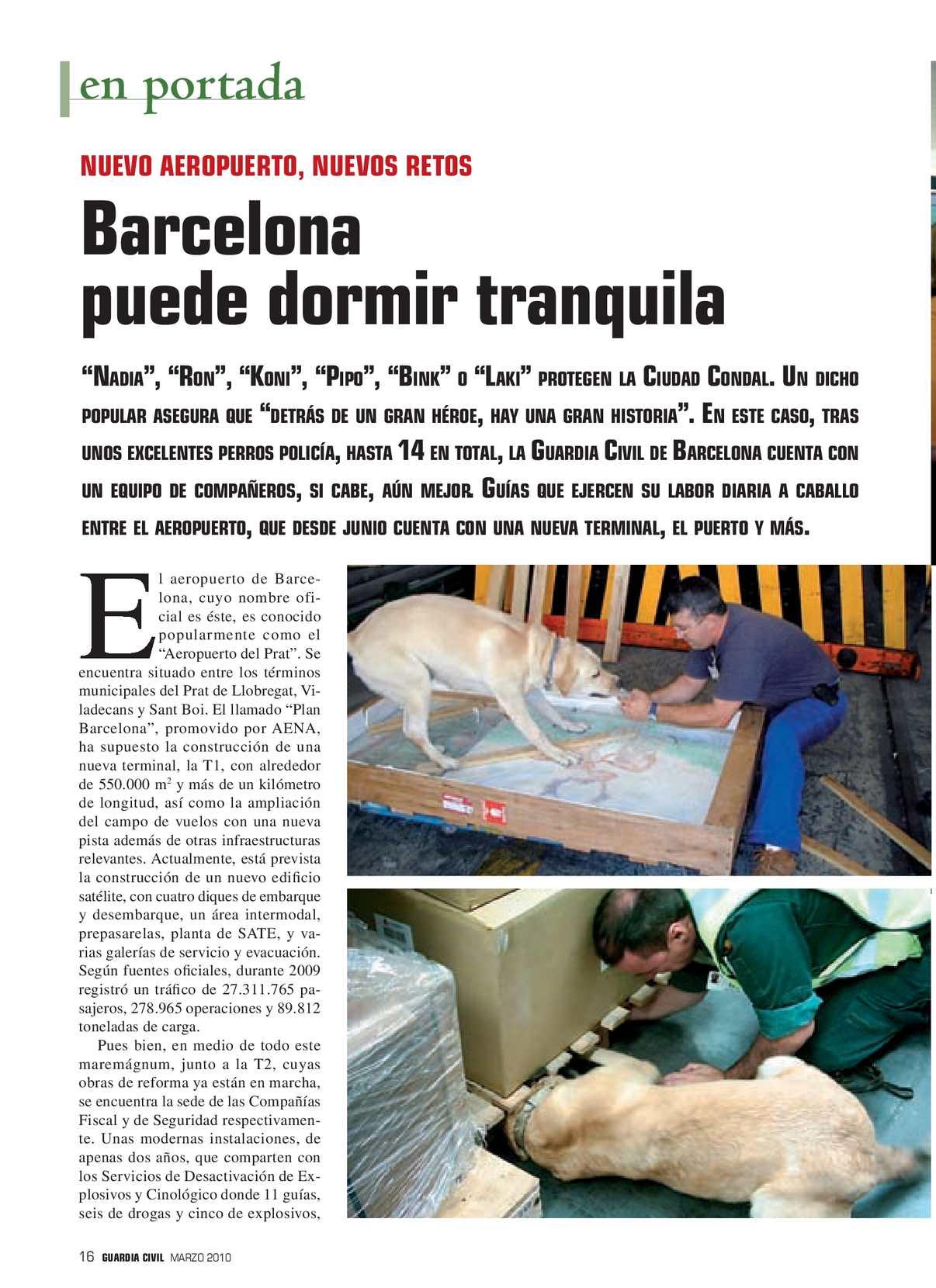 DRO - Drogas Reportaje Perros Antidroga