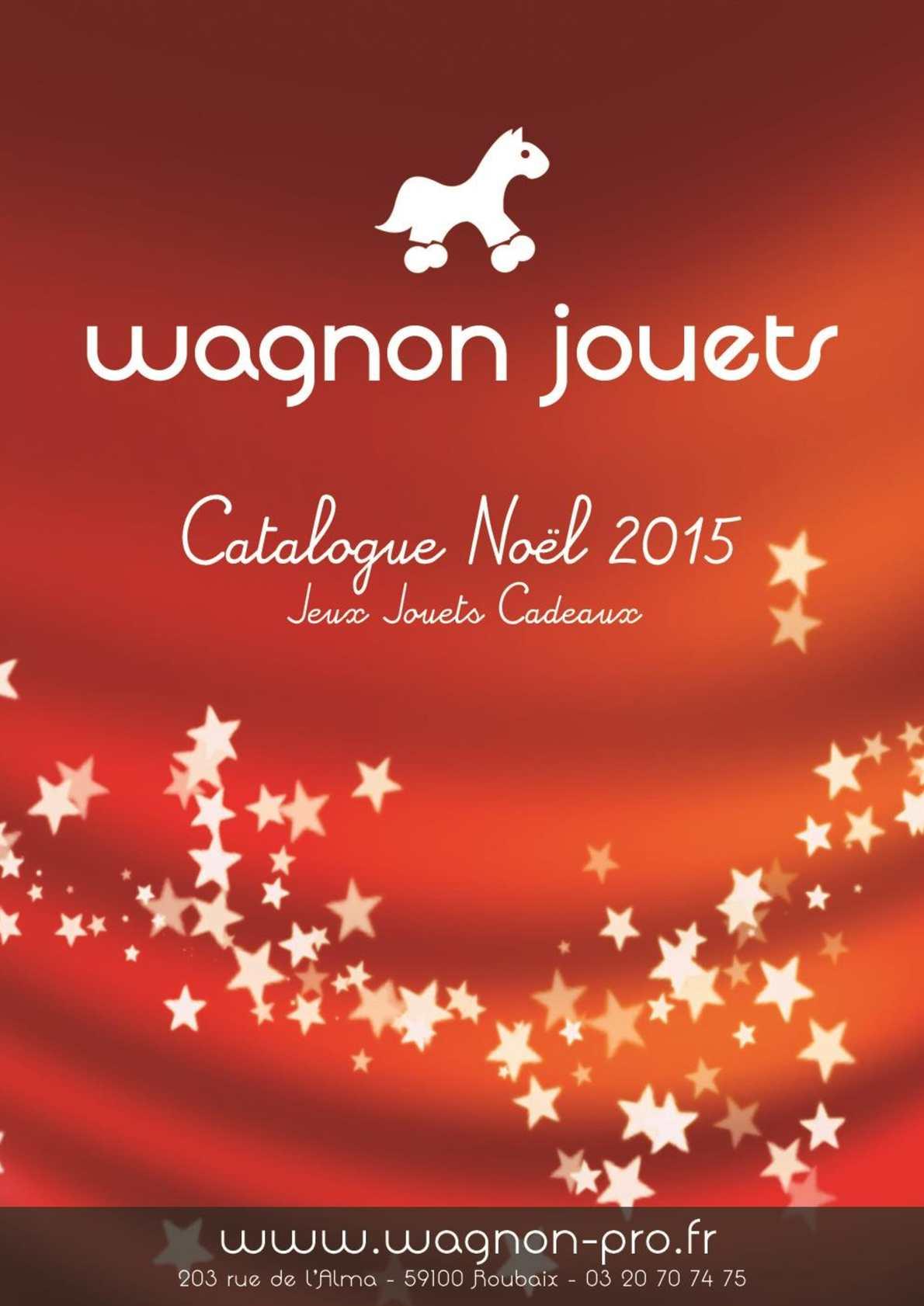 calam o catalogue wagnon pro no l 2015. Black Bedroom Furniture Sets. Home Design Ideas