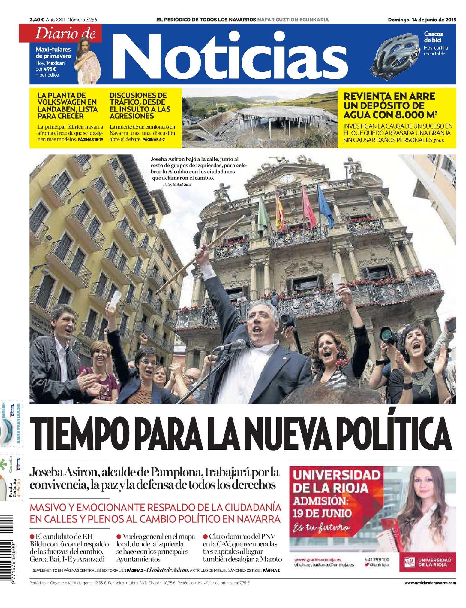 Calaméo - Diario de Noticias 20150614
