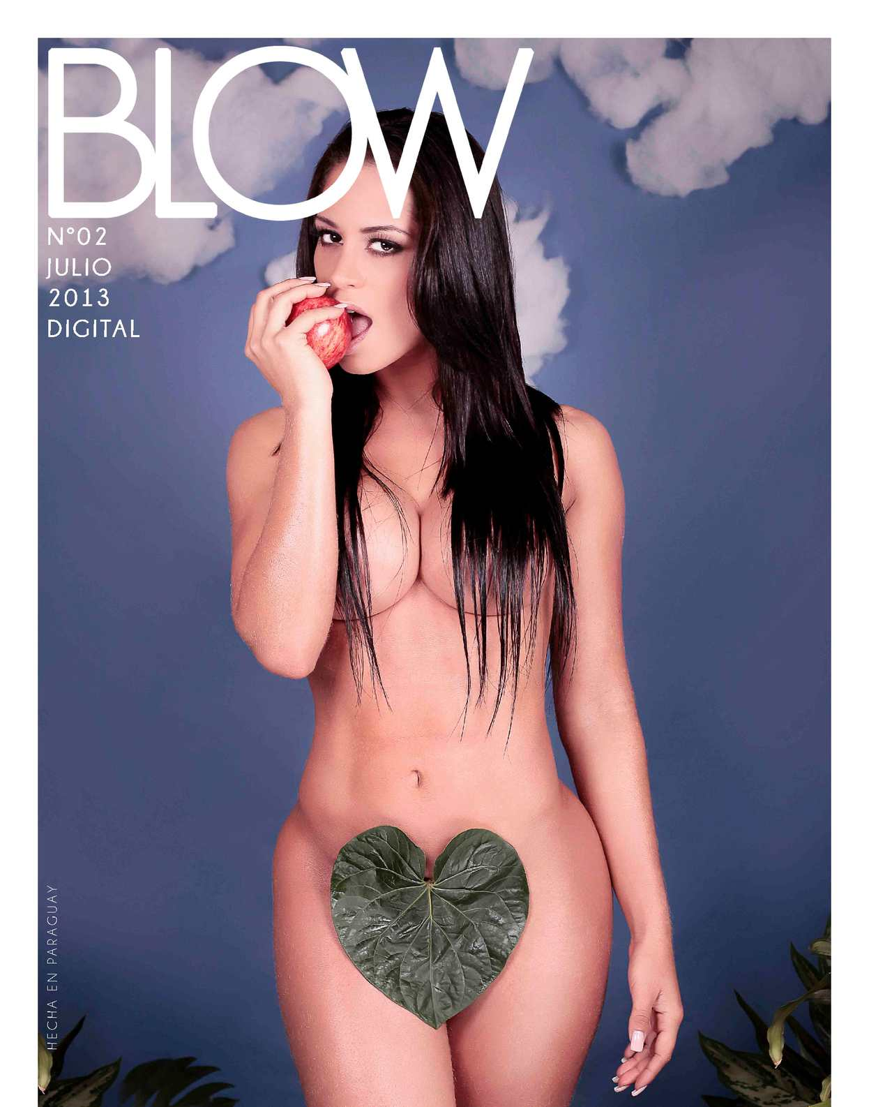Revista Blow Julio 2013