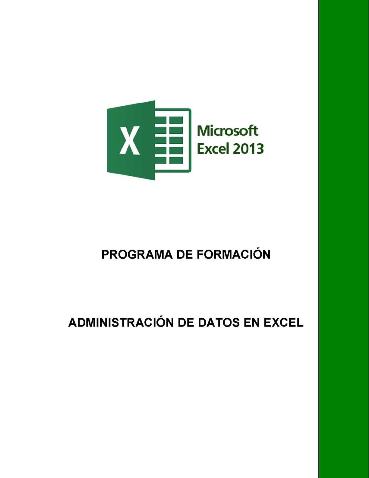 Calaméo - Curso Excel Tics Sena