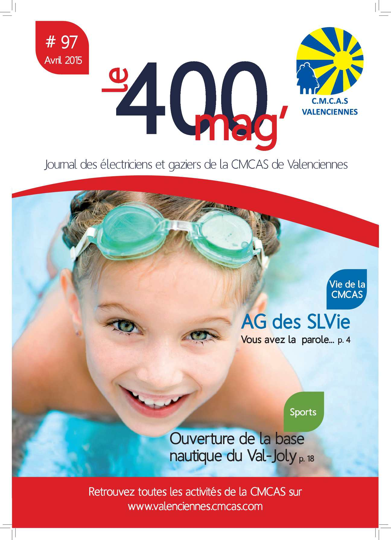 Le 400 Mag Avril