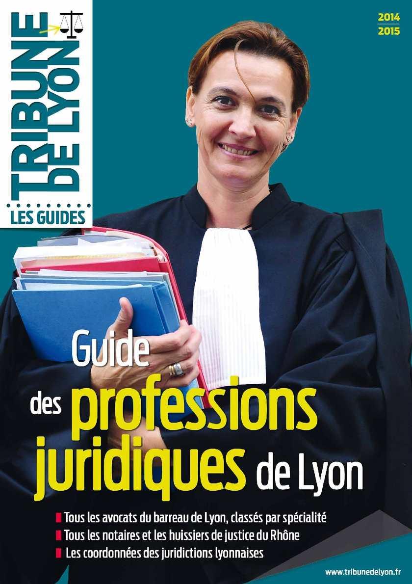 Calam 233 O Guide Professions Juridiques 2015