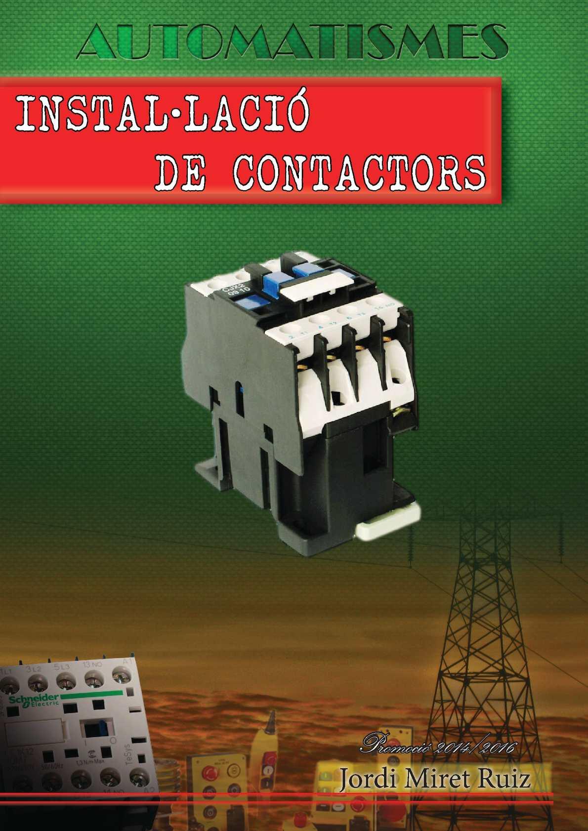 2 Inst Contactor