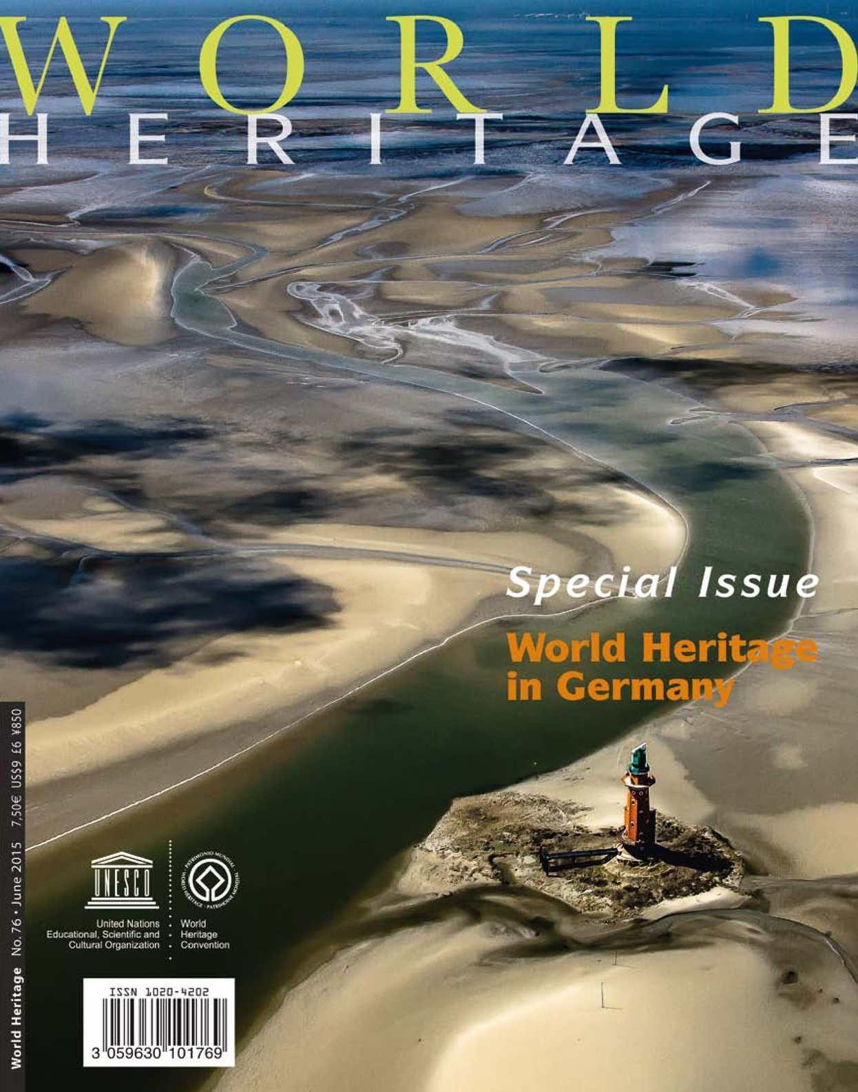 WORLD HERITAGE 76 ENGLISH