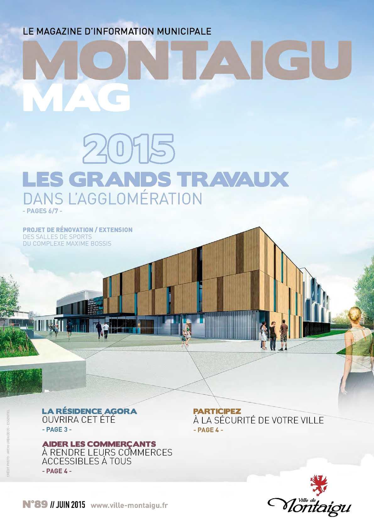 Calaméo - Montaigu Magazine n°89