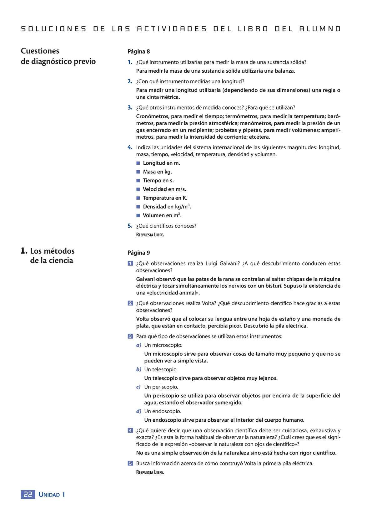 Calam o solucionario unidad 1 fisica y quimica 3 eso for Libro la quimica y la cocina pdf