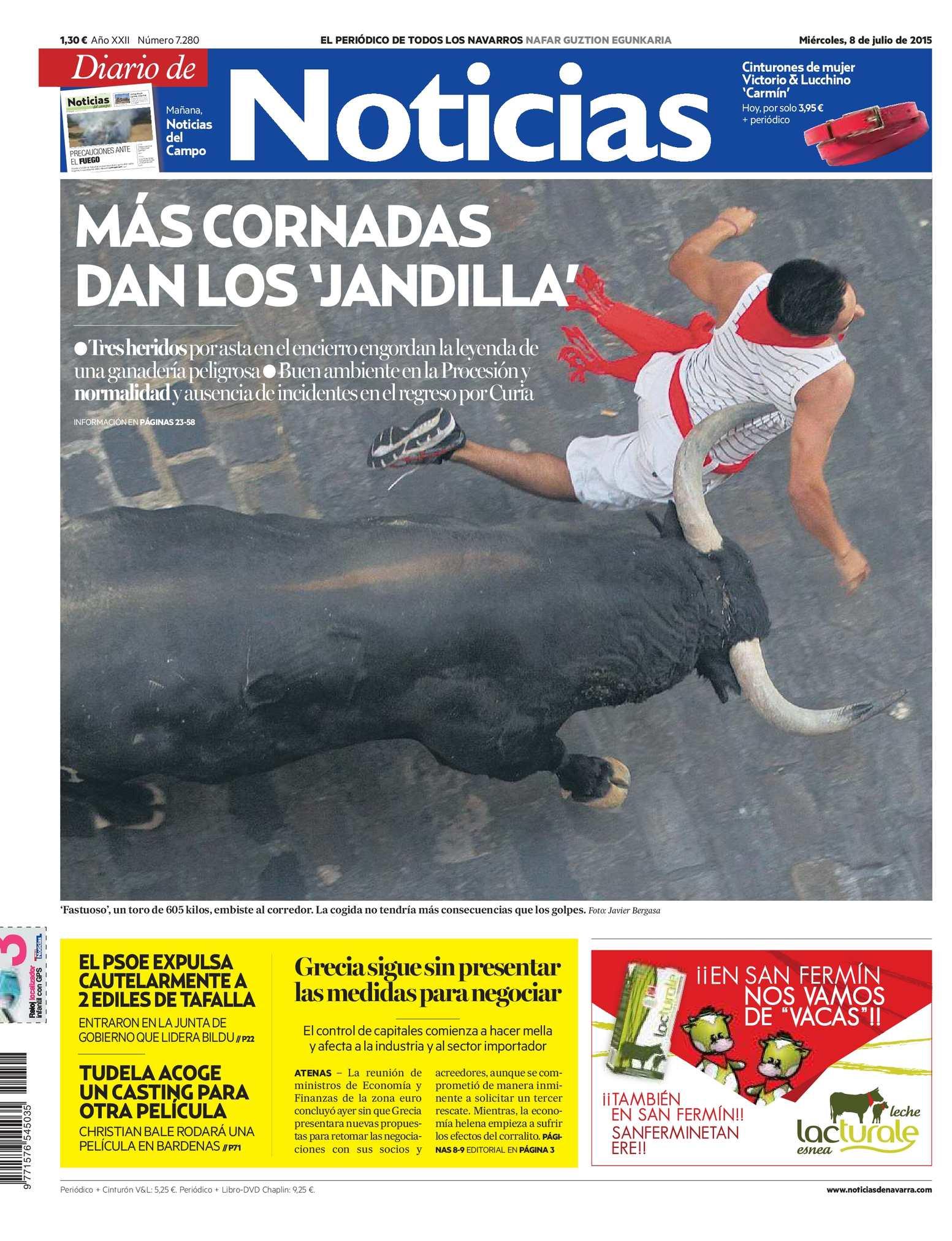 Calaméo - Diario de Noticias 20150708