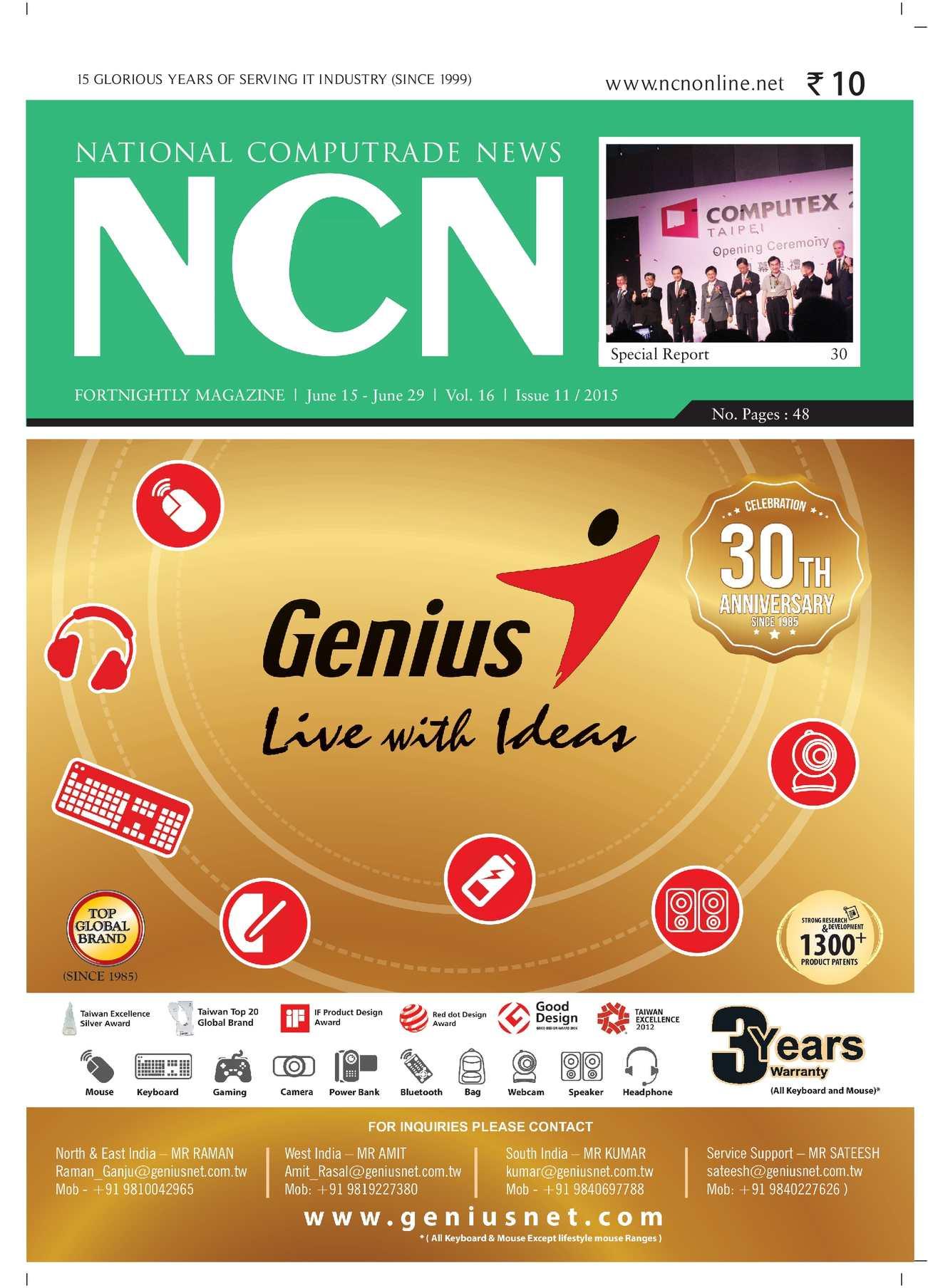 Ncn Issue June15