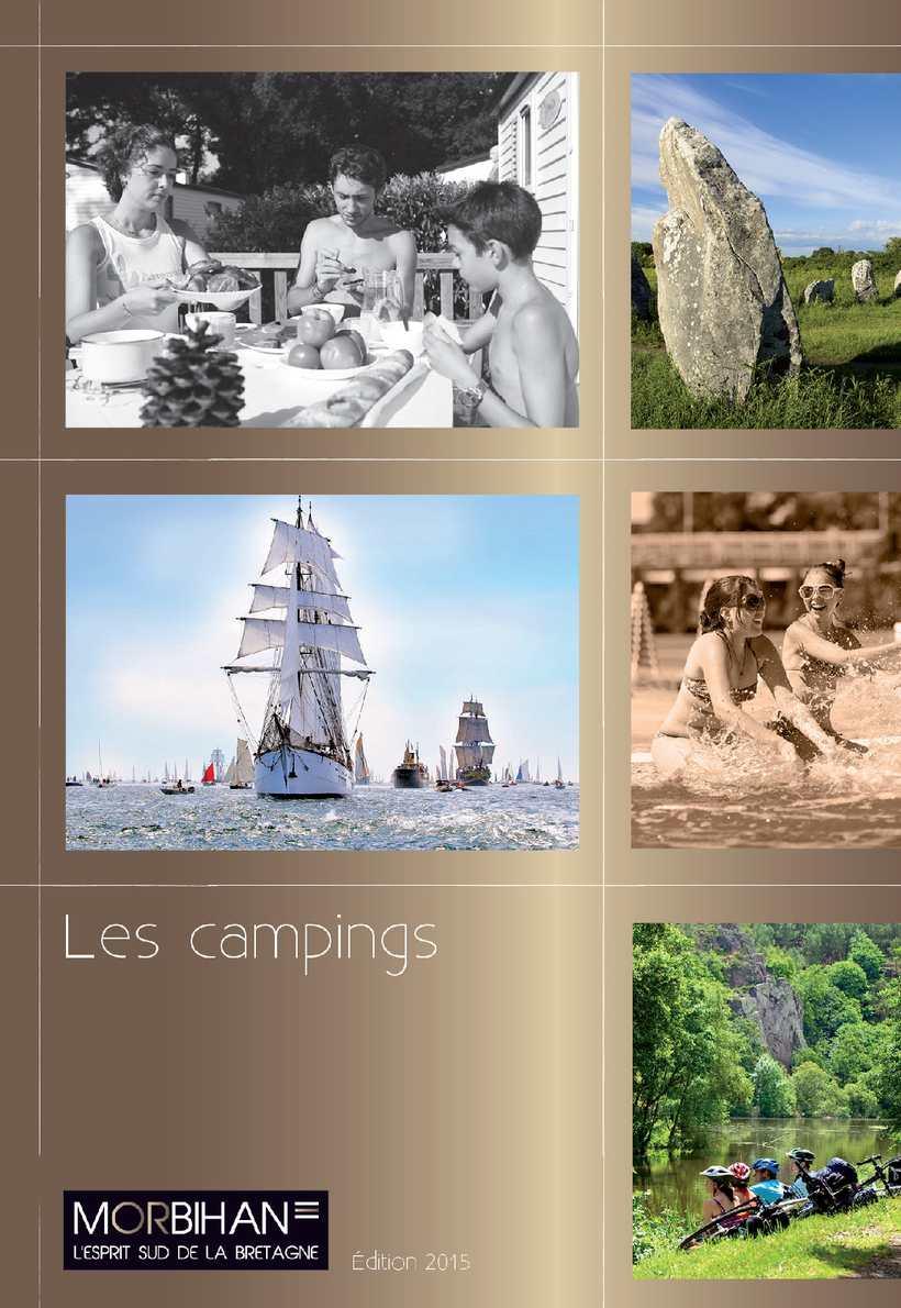 Campings du Morbihan 2015