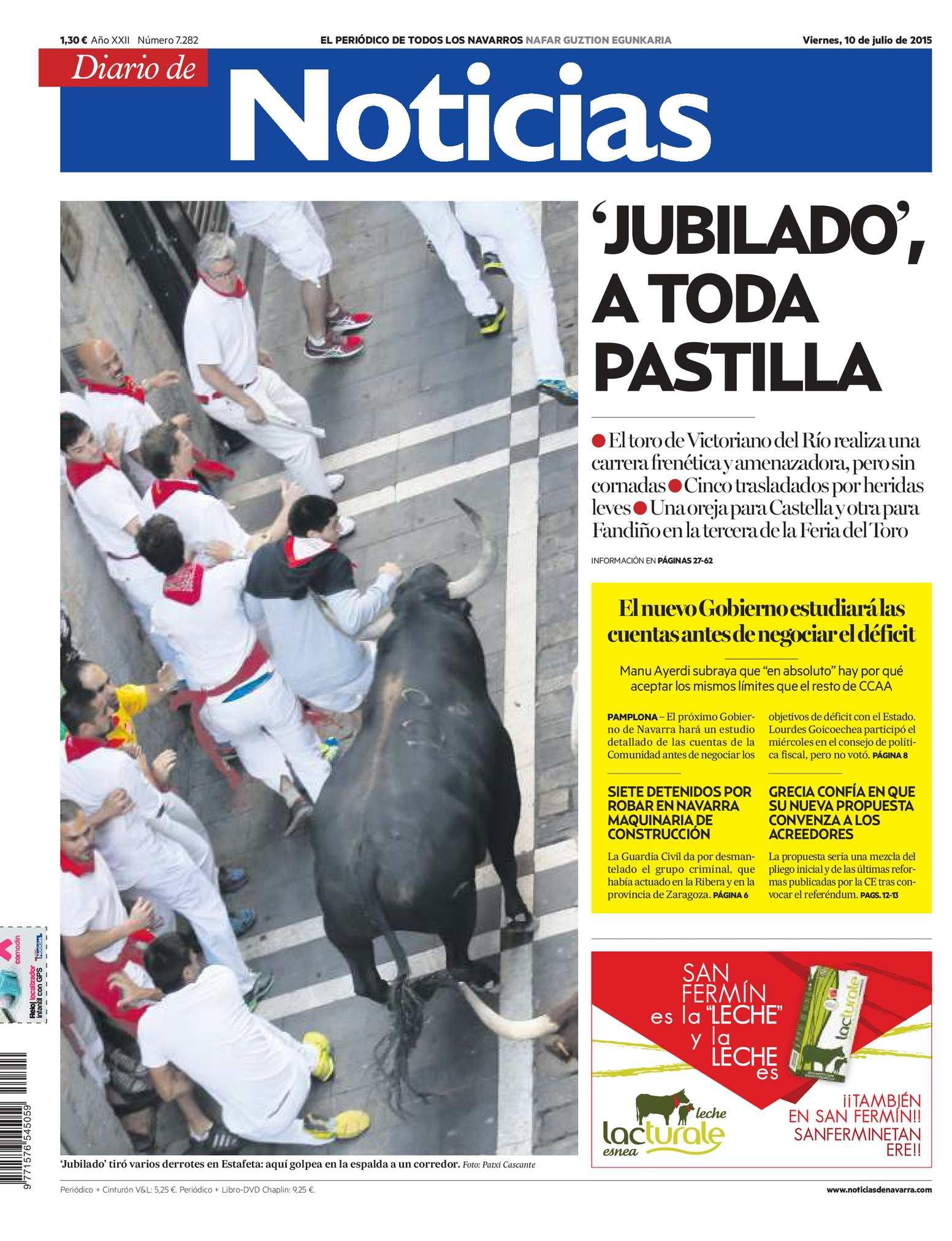 Calaméo - Diario de Noticias 20150710