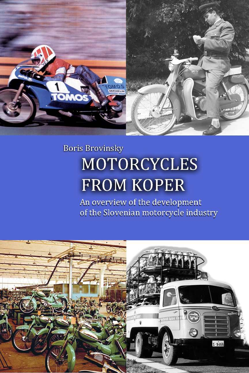 Motorcycles from Koper