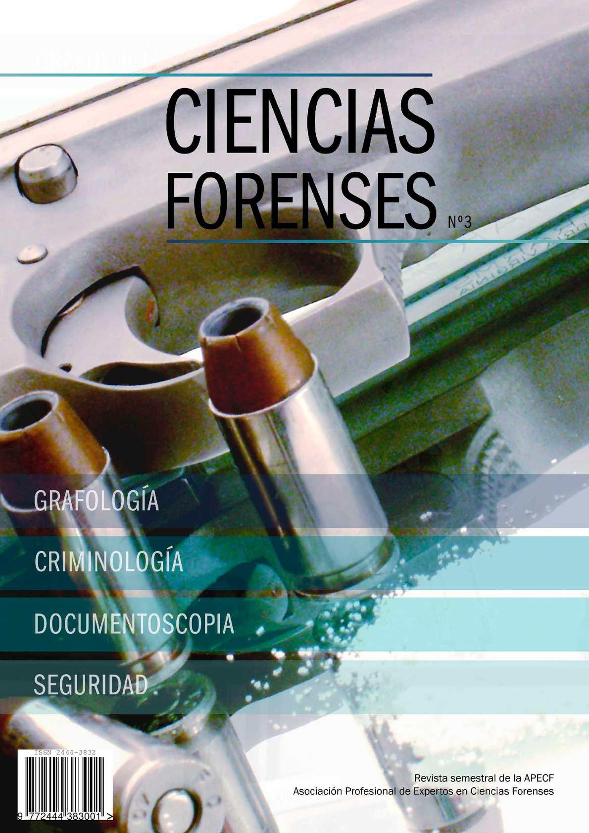 Calaméo - Revista Ciencias Forenses