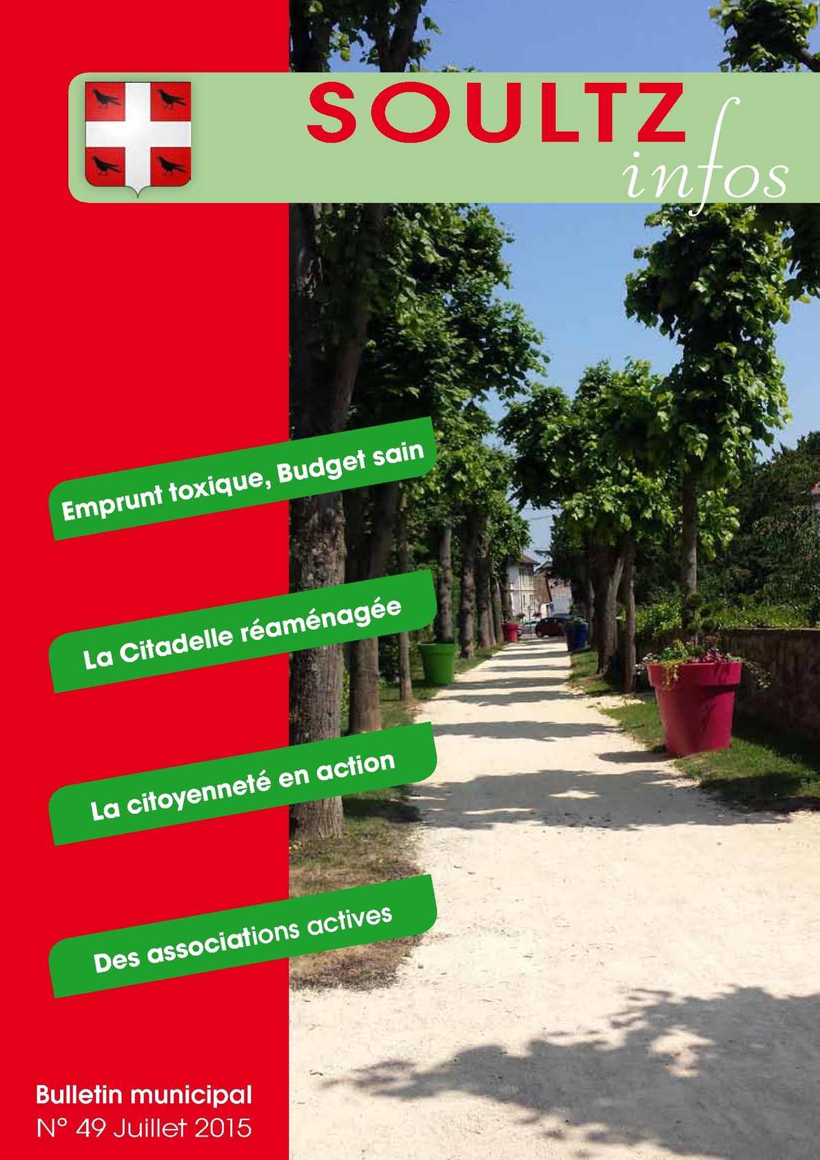 Calam O Bulletin D Information Municipal Soultz N 49  ~ Combien Coute Une Stere De Bois