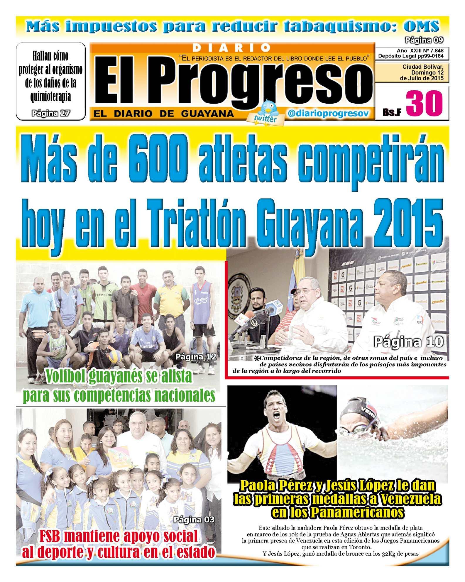 Calaméo - DiarioelprogresoEDICÓNDIGITAL 12-07-2015