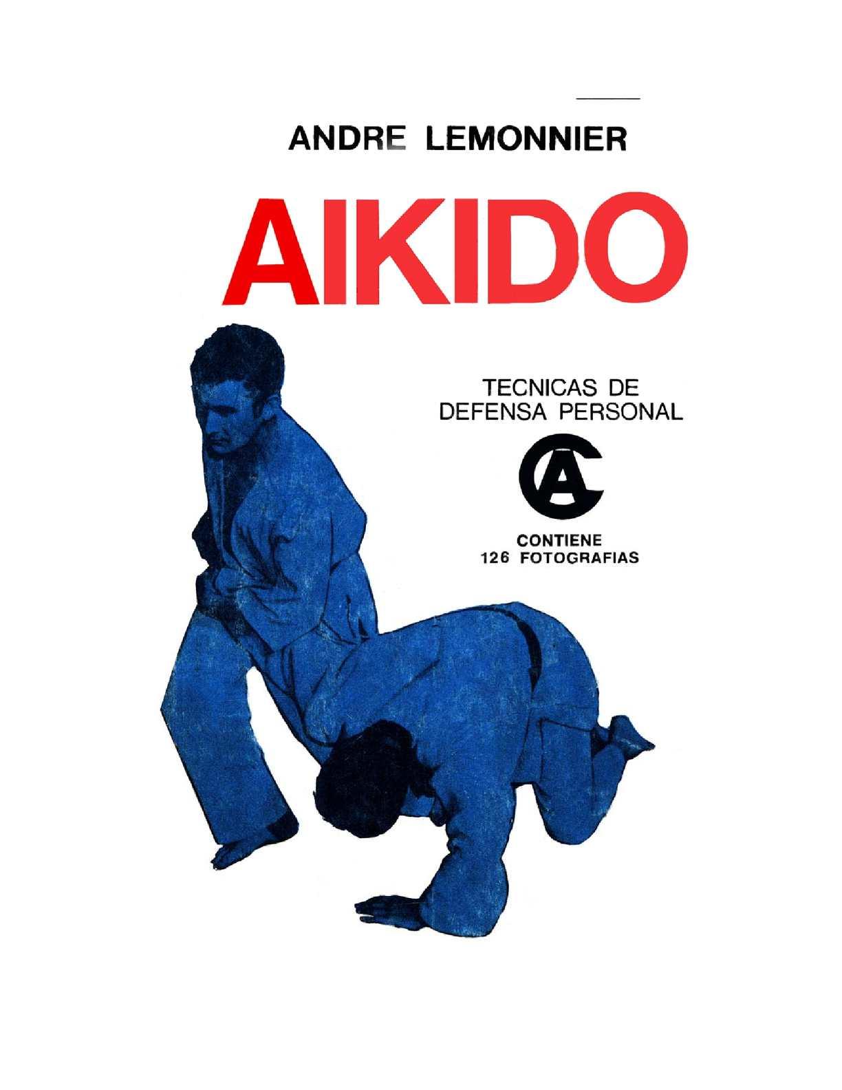 Aikido Técnicas De Defensa Personal