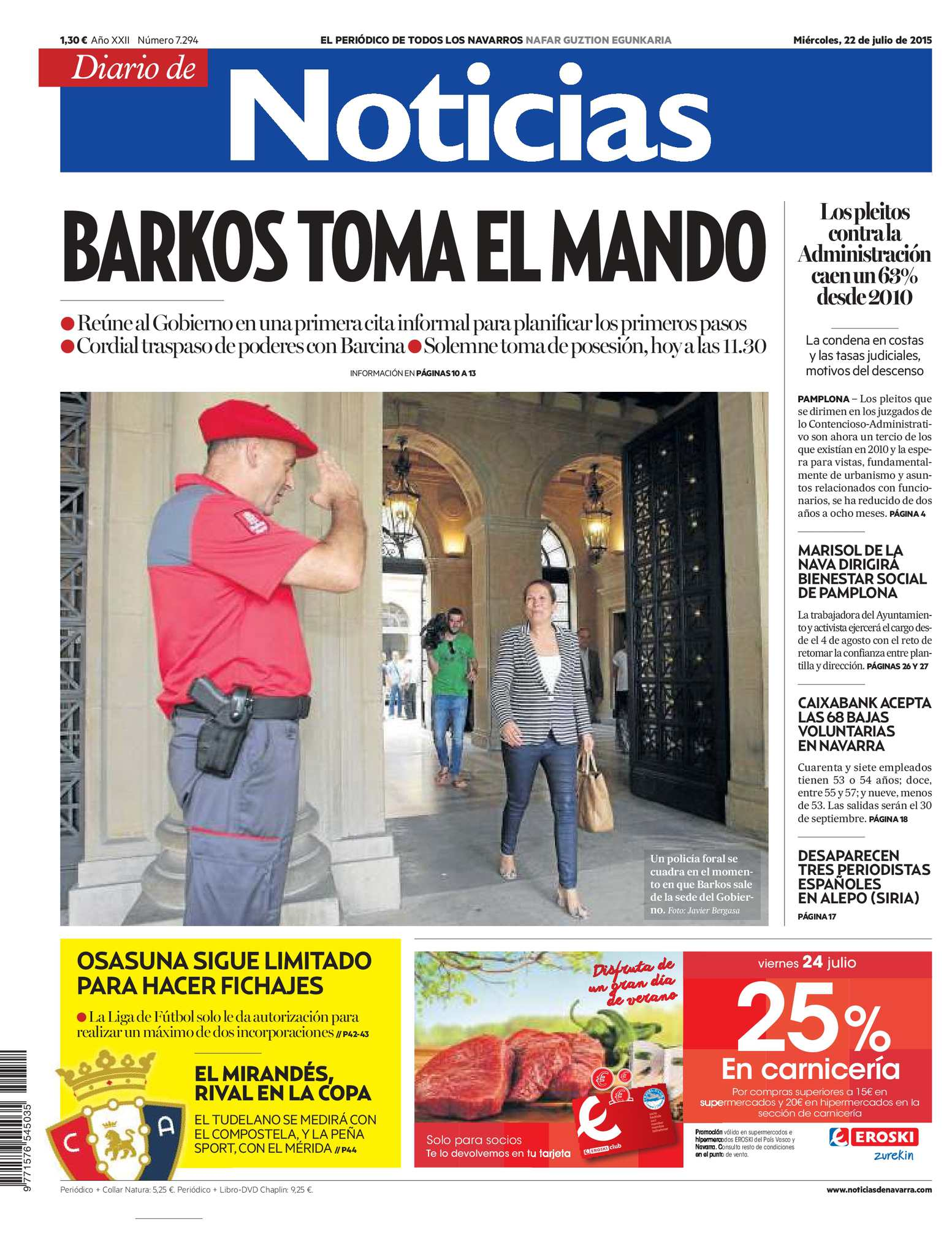 Calaméo - Diario de Noticias 20150722