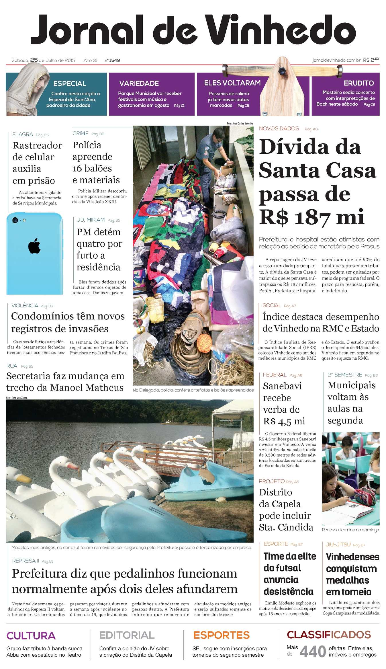 Calaméo - Jornal De Vinhedo Sábado dd661371b4a49