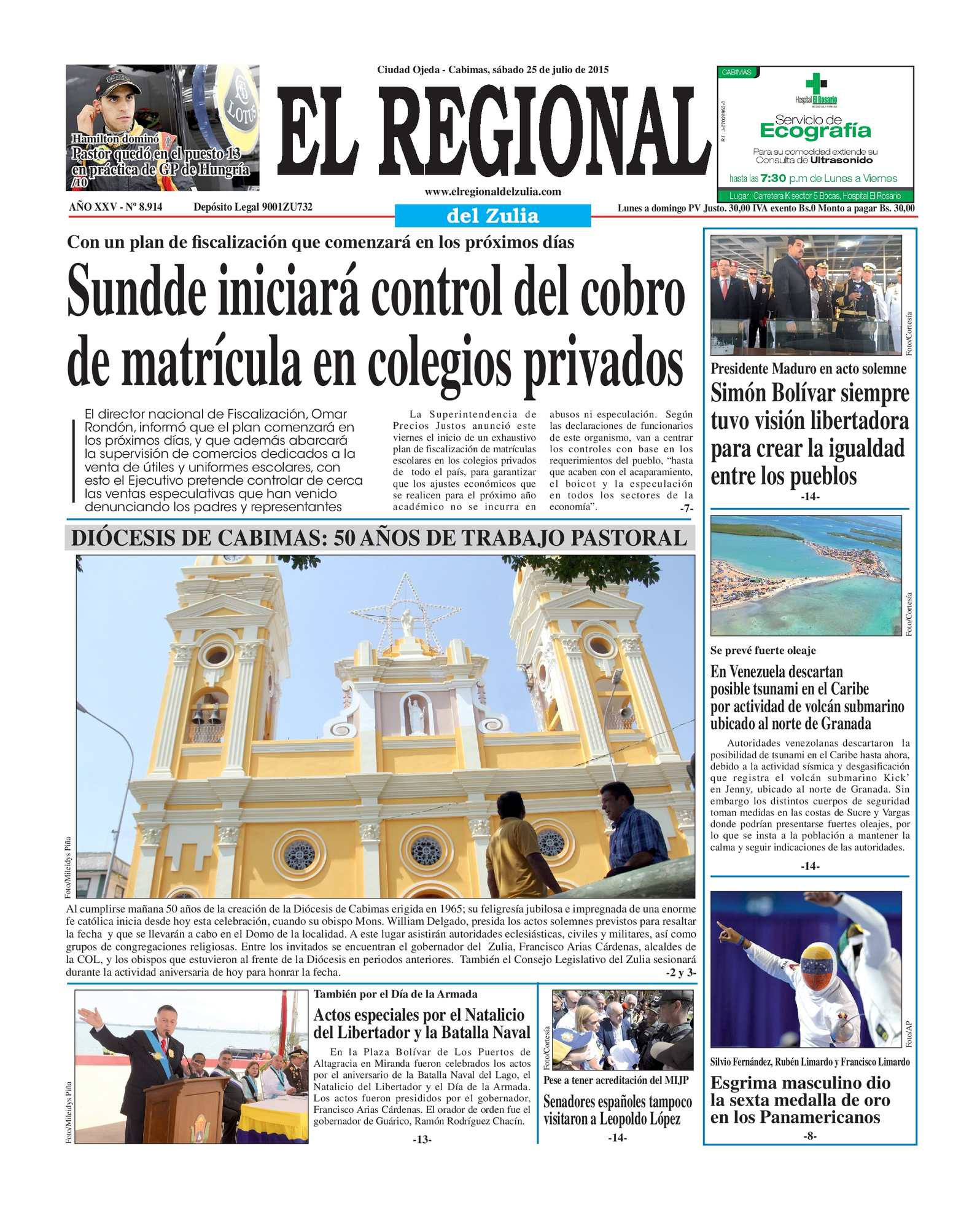 Calaméo - El Regional del Zulia 25-07-2015