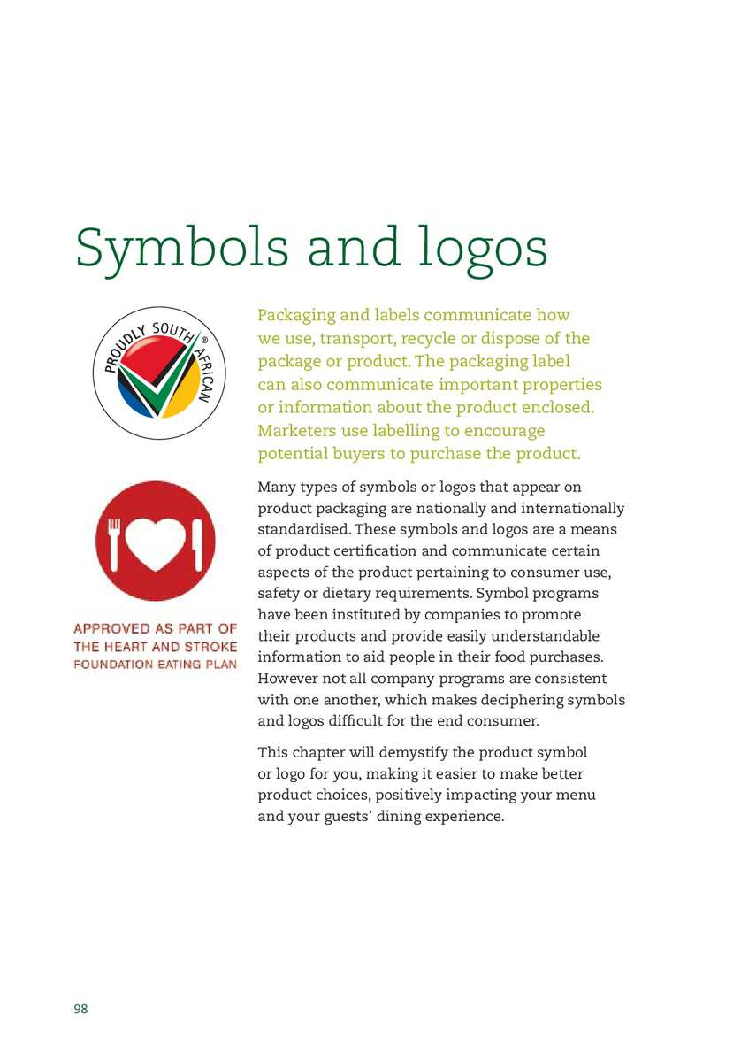 Understanding Symbols And Logos Calameo Downloader