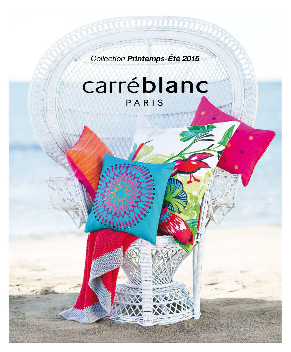 Calam o collection printemps t 2015 par carr blanc - Collection carre blanc ...