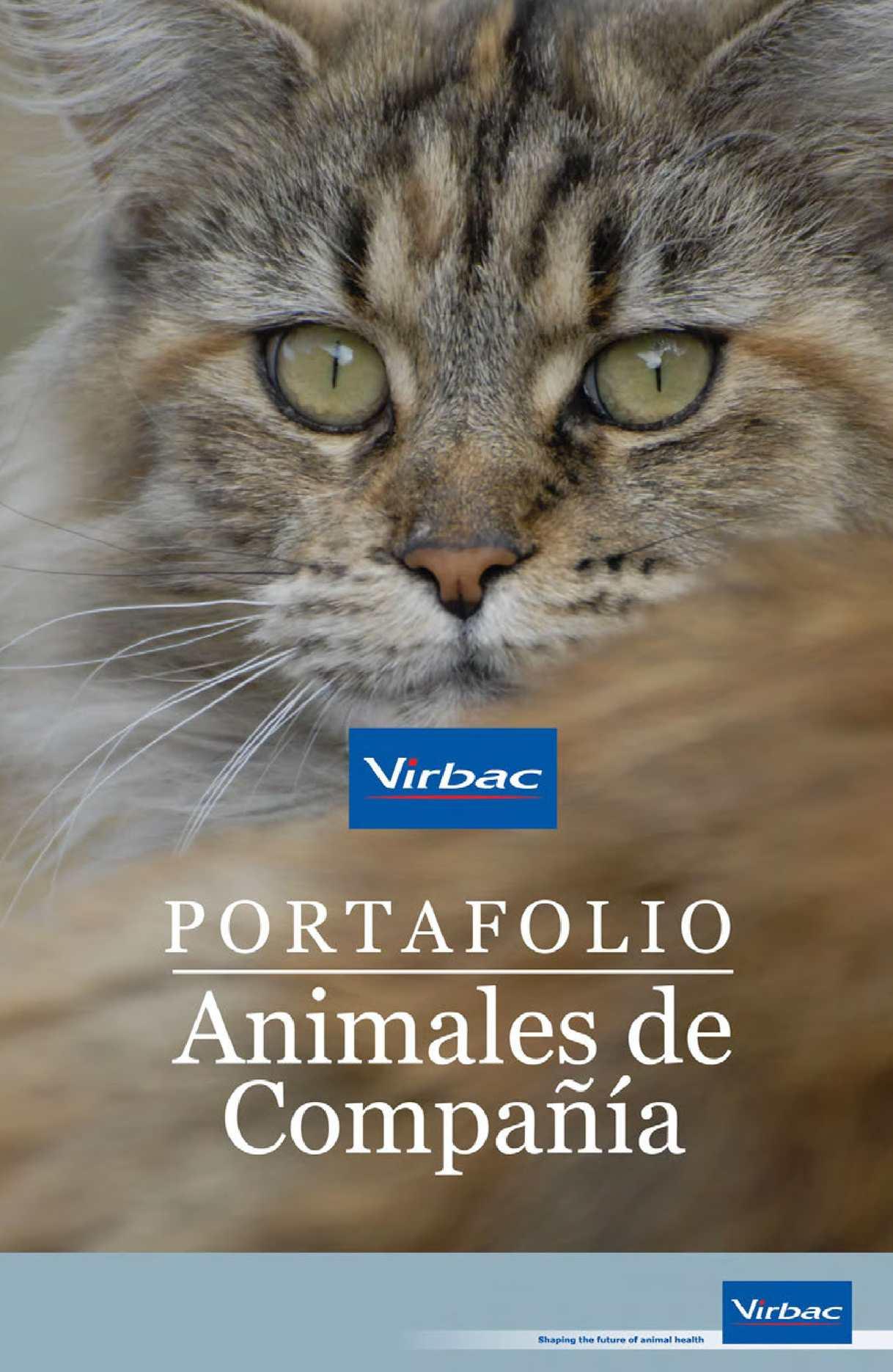 Portafolio Virbac Animales de Compañia