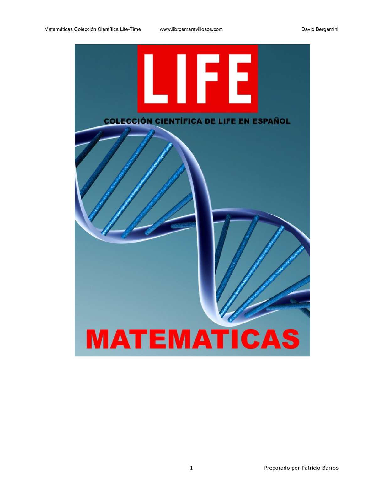 Calaméo - Matematicas Coleccion Cientifica Life Time
